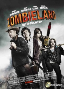 Zombieland poster